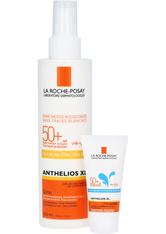 LA ROCHE-POSAY - La Roche-Posay Anthelios XL LSF 50+ Sonnenschutz Spray Ultra-leicht + gratis 15 ml La Roche-Posay Anthelios XL 50+ 200 Milliliter - SONNENCREME
