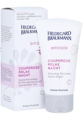 HILDEGARD BRAUKMANN EMOSIE Couperose Relax Nacht Gesichtscreme 50.0 ml