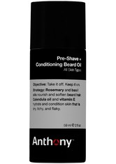 ANTHONY - Anthony Pre-Shave Conditioning Beard Oil 59 ml - RASIERÖL