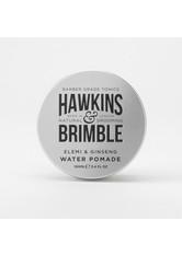 HAWKINS & BRIMBLE - Hawkins & Brimble Elemi & Giseng Water Pomade 100 ml - HAARWACHS & POMADE