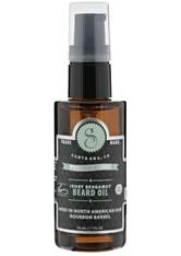 Suavecito Produkte Premium Blends Beard Oil Ivory Bergamot Bartpflege 30.0 ml