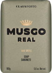 MUSGO REAL - Musgo Real Men's Body Soap Oak Moss 160 g - DUSCHEN
