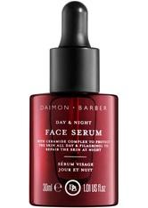 DAIMON BARBER - Daimon Barber Produkte Daimon Barber Produkte Day & Night Face Serum Gesichtsfluid 30.0 ml - Serum