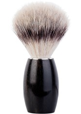 DOVO MERKUR Solingen Produkte Rasierpinsel Ebenholz Silvertip Fibre Pinsel 1.0 pieces