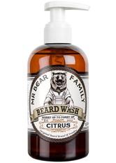 MR. BEAR FAMILY - Mr. Bear Family Beard Wash Citrus 250 ml - BARTPFLEGE