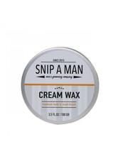 SNIP A MAN Produkte Cream Wax Haarwachs 100.0 g