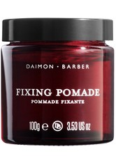 DAIMON BARBER - Daimon Barber Fixing Pomade 100 g - HAARWACHS & POMADE