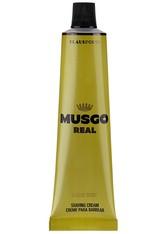 Musgo Real Produkte Shaving Cream Classic Scent Bartpflege 100.0 ml