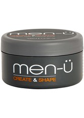 MEN-U - men-ü Create and Shape (Pomade) 100ml - HAARWACHS & POMADE