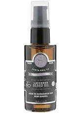 Suavecito Produkte Premium Blends Lavender Beard Oil Bartpflege 30.0 ml