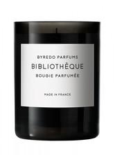 BYREDO - Bibliothèque Bougie Parfumée - DUFTKERZEN