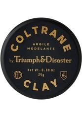TRIUMPH & DISASTER - Triumph & Disaster Produkte Coltrane Clay Haarwachs 95.0 g - POMADE & WACHS