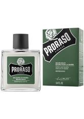 PRORASO Bartbalsam »Green Refreshing«, tägliche Pflege