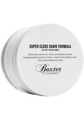 Baxter of California Bartpflege Super Close Shave Formula Rasierer 240.0 ml