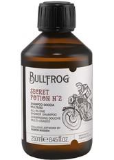 Bullfrog Produkte Secret Potion N.1 Multi-Use Shower Gel Körpercreme 250.0 ml