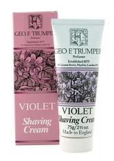 GEO. F. TRUMPER - Geo. F. Trumper Violet Shaving Cream 75 g - RASIERSCHAUM & CREME
