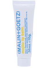 MALIN+GOETZ - MALIN+GOETZ Mojito Lip Balm 10 g - LIPPENBALSAM