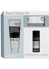 ANTHONY - Beard Basics Kit - BARTPFLEGE