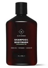 BLIND BARBER - Shampoo & Bodywash Lemongrass Tea - SHAMPOO & CONDITIONER
