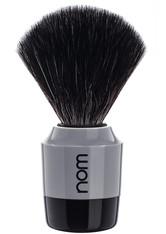 nom Produkte Rasierpinsel MARTEN Black Fibre Black/Grey Pinsel 1.0 pieces