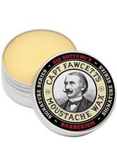 Captain Fawcett's Produkte Barberism Moustache Wax Bartpflege 15.0 ml