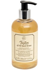 TAYLOR OF OLD BOND STREET - Taylor of old Bond Street Herrenpflege Sandelholz-Serie Sandalwood Luxury Moisturising Hand Wash 240 ml - Hände