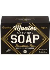 MOOTES - Mootes Dirty Boy Soap 100 g - DUSCHEN