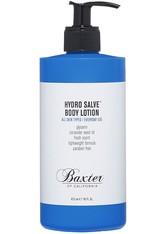 Baxter of California Körperpflege Hydro Salve Body Lotion Bodylotion 473.0 ml