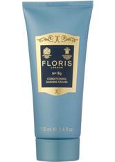 FLORIS LONDON - Floris London Herrendüfte No. 89 Shaving Cream 100 ml - RASIERSCHAUM & CREME