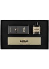 MUSGO REAL - Musgo Real Produkte Musgo Real Produkte Oak Moss Collection Geschenkset 1.0 pieces - Rasierschaum & Creme