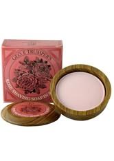 Geo. F. Trumper Produkte Rose Hard Shaving Soap Wooden Bowl Seife 80.0 g