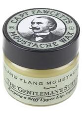 Captain Fawcett's Produkte Moustache Wax Ylang Ylang Bartpflege 15.0 g