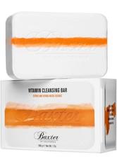 Baxter of California Körperpflege Vitamin Cleansing Bar - Citrus & Herbal Musk Körperseife 198.0 g