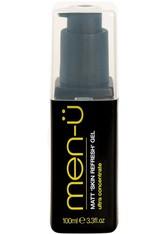 men-ü Produkte Matt Skin Refresh Gel Gesichtsgel 100.0 ml