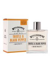 THE SCOTTISH FINE SOAP COMPANY - Men's Grooming Eau de Toilette - PARFUM