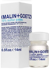 Malin+Goetz Produkte 10% Sulfur Paste Gesichtskur 14.0 ml
