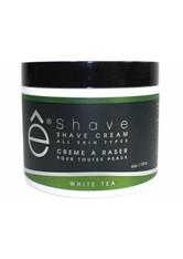 ESHAVE - e-Shave White Tea Shave Cream 118ml - RASIERSCHAUM & CREME