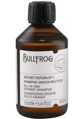BULLFROG Secret Potion All-in-One Shampoo & Showergel N.1 Duschgel 250 ml