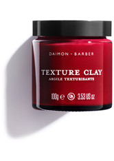 DAIMON BARBER - Daimon Barber Texture Clay 100 g - HAARWACHS & POMADE
