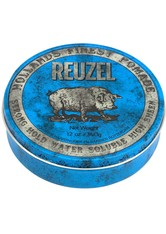 REUZEL - Reuzel Haarpomade »Pomade Strong Hold Water Soluble High Sheen«, starker Halt & Glanz, 340 g - Haarwachs & Pomade