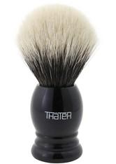THÄTER - Thäter Produkte Rasierpinsel Silberspitze 3 Band 4292-4 Schwarz Rasierpinsel 1.0 st - RASIER TOOLS