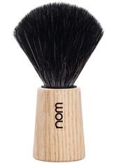 nom Produkte Rasierpinsel THEO, Black Fibre, Pure Ash Pinsel 1.0 pieces