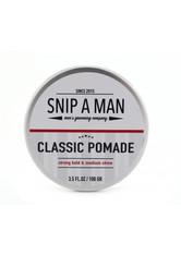 SNIP A MAN - Snip a Man Classic Pomade 100 g - HAARWACHS & POMADE