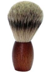 Golddachs Produkte Rasierpinsel Zedernholz mit Zupfhaar Pinsel 1.0 pieces