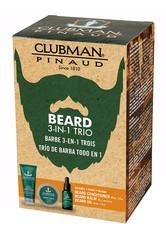 CLUBMAN PINAUD - Beard 3-in-1 Trio - BARTPFLEGE