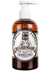 MR. BEAR FAMILY - Mr. Bear Family Beard Wash Woodland 250 ml - BARTPFLEGE
