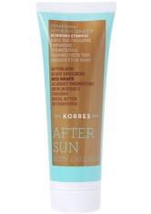 KORRES - Korres Pflege Sonnenpflege Red Grape Sunscreen After Sun Moisturizing Body Lotion 150 ml - AFTER SUN