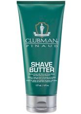 Clubman Pinaud Produkte Shave Butter Rasierer 177.0 ml