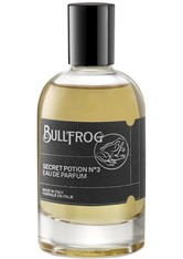 Bullfrog Produkte Secret Potion N.3 Eau de Parfum Spray Eau de Parfum 100.0 ml