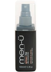 MEN-U - men-ü Men's Hair Spray Fix 100ml - With Pump - HAARSPRAY